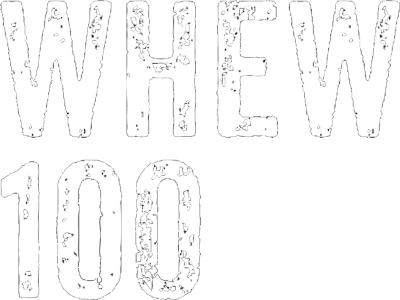 WHEW100 Logo